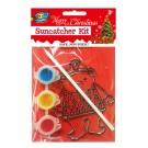 Bear Suncatcher Painting Kit