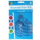 Easter Egg Suncatcher Painting Kit