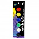 6*4ml Acrylic Paint