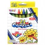 24 Crayon Box