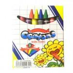 8 Colour Crayon Box