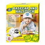Baseball Cap & Kerchief Painting Kit