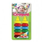12 Finger Crayons