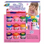 9 Finger Paint Set Box