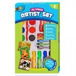 25pcs Artist Set