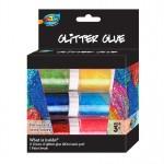 Glitter Glue 6*20ml