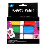 6*20ml Fabric Paint