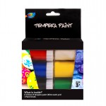6*20ml Tempera Paint