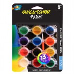 12*5ml Suncatcher Paint
