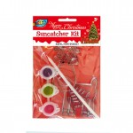 Arctic Deer Suncatcher Painting Kit