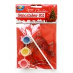 Xmas Penguin Suncatcher Painting Kit