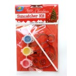 Santa Suncatcher Painting Kit