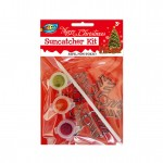 Snowflake Suncatcher Painting Kit