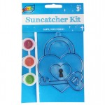 Lock of Love Suncatcher Painting Kit