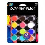 12*5ml Glitter Paint
