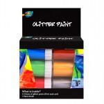 6*20ml Glitter Paint
