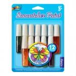 12 Suncatcher Paint Pens