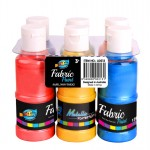 6*120ml Fabric Paint