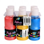 6*120ml Puffy Paint