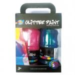 4*120ml Glitter Paint