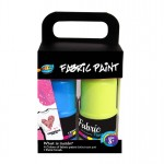 4*120ml Fabric Paint