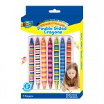 Double Sided Rich Color Crayons