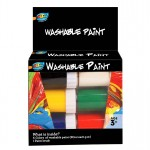 6*20ml Washable Paint
