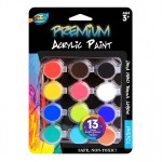 12*5ml Premium Acrylic Paint