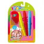 3 Blow Pen Set for Girl