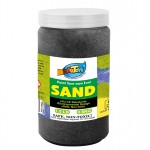 Art Sand Bottle - Black