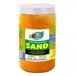 Art Sand Bottle - Orange