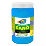 Art Sand Bottle - Blue