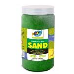 Art Sand Bottle - Green