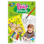 Canvas Painting Set - Flower