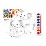 DIY Painting Set - Doggy
