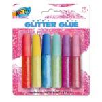 Glitter Glue Pen 6*5.5ml
