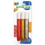 Glitter Glue Pen 3*10ml