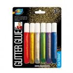Glitter Glue Pen 6*10ml