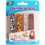 4 Multicolor Crayon