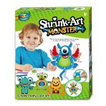 Shrink Art Kit Box - Monster