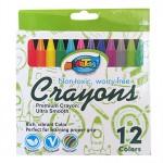 12 Premium Crayon