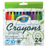 24 Premium Crayon