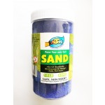 Art Sand Bottle - Cobalt Blue