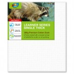 Learner Canvas 25x30cm Single Thick