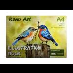 Illustration book, A4 Size