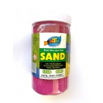 Art Sand Bottle - Magenta