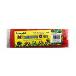 Educational Colours Air Drying Clay Red