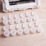 Mini Empty Plastic Paint Pot Strip 6*5ml