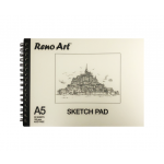 Sketch Book Pad A5 Size
