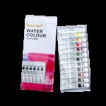 Water Colour 12ml Paint Tubes Set